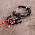 Карабин Figure 9 Carabiner Large Black