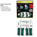 Крепеж Figure 9 Tent Line Kit