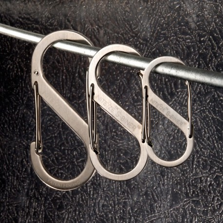 Карабин S-Biner - Stainless Steel