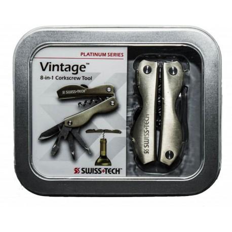 Мультиинструмент Vintage 8 в 1 Corkscrew Tool.