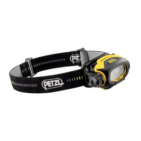 Налобный фонарь PETZL PIXA 1 с широким равномерным лучом для работы с близкоросположенными объектами