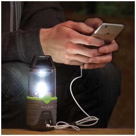Кемпинговый фонарь RADIANT® 300 с функцией подзарядки