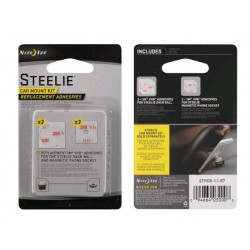 Держатель Steelie Car Mount Kit Replacement Adhesives