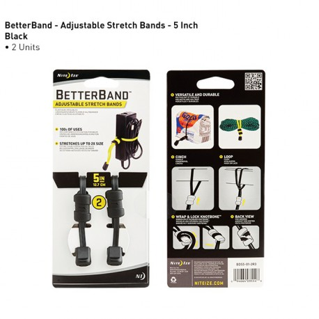 "Регулируемый хомут BetterBand™ 5"" Adjustable Stretch Bands"