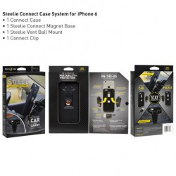 Держатель Nitelze для iPhone 6 Steelie Connect Case System