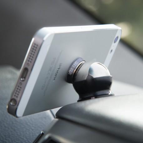 Автомобильный магнитный держатель Steelie Car Mount Kit