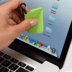 Очищающая салфетка для мониторов компьютеров, ноутбуков, планшетов и смартфонов ScreenSkate