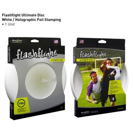 Летающий диск Flashflight Ultimate Disc 175g