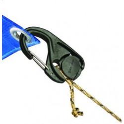 Карабин - крепление для натяжения веревки  CamJam