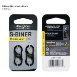 Карабин S-Biner MicroLock