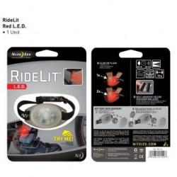 Велосипедный браслет RideLit LED Bike Light