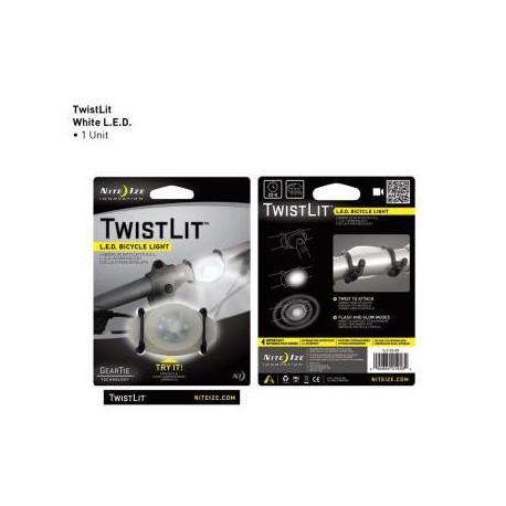 Велосипедный фонарик TwistLit LED Bike Light