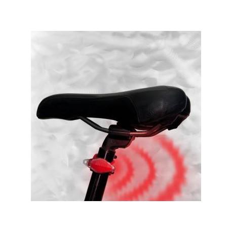 Велосипедный фонарик BugLit - LED Bike Light