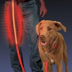 Светящийся поводок Nite Dawg - LED Pet Leash