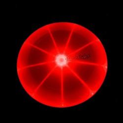 Светящийся летающий диск Flashflight - LED Light-Up Flying Disc