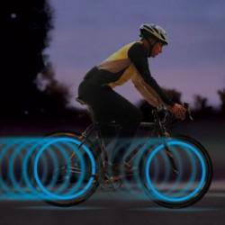 Светящиеся насадки на спицы SpokeLit LED Spoke Light