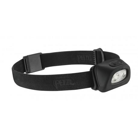 Компактный налобный фонарь PETZL TACTIKKA +RGB с технологией CONSTANT LIGHTING