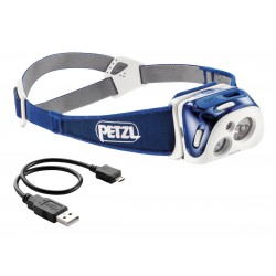 Налобный фонарь перезаряжаемый PETZL REACTIK