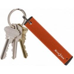 Брелок - портативный USB переходник для продукции  с микро-USB PowerKey Micro USB Nite Ize