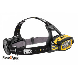 DUO S Налобный фонарь Petzl  с функцией FACE2FACE