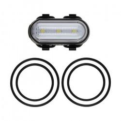 Светодиодный велосипедный фонарь Radiant 50 Bike Light