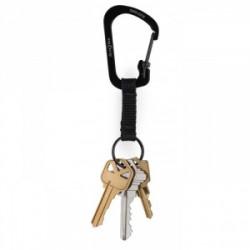 Брелок для ключей с карабином и ремешком SlideLock Key Ring