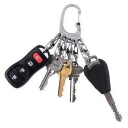 БРЕЛОК  для ключей KEYRACK LOCKER® - S-BINER®