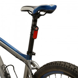 Светодиодный велосипедный фонарь с функцией подзаряда RADIANT® 125 Rechargeable Bike Light