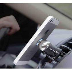 Магнитный автомобильный держатель для смартфона Steelie Orbiter Vent Mount Kit  набор