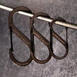 Карабин металлический  S-Biner