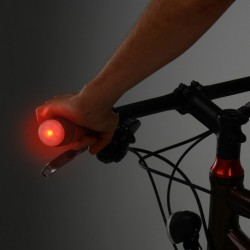 Боковой велосипедный фонарик GripLit™ LED Handlebar Lights