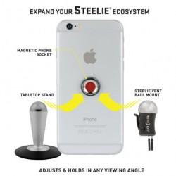 Универсальный набор магнитных держателей для телефона Nitelze Steelie® Desk & Dash System