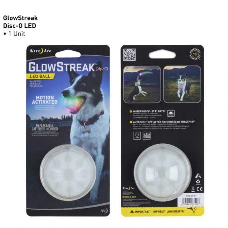 Светящийся мяч GlowStreak™ LED Ball